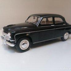 Auto in scala: COCHE SEAT 1400 NEGRO SALVAT 1/24 1:24 METAL MODEL CAR ALFREEDOM CADIZ. Lote 292385513