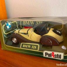 Coches a escala: BMW 328 POLISTIL ESCALA 1/16. Lote 294277983