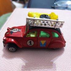 Auto in scala: CITROEN 2 CV GUISVAL. Lote 296036103