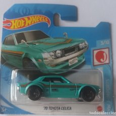 Coches a escala: HOT WHEELS '70 TOYOTA CELICA. HW J-IMPORTS 3/10. (1). Lote 296623403