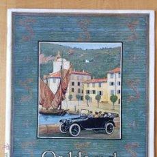 Coches: OAKLAND CATALOGO PRIMER CUARTO S XIX DE LA MARCA DE VEHICULOS. Lote 42140135