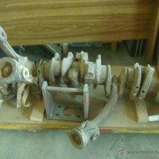 Coches: CONJUNTO BIELAS CIGUEÑAL CAMION MACK BARRACAS. Lote 46169048