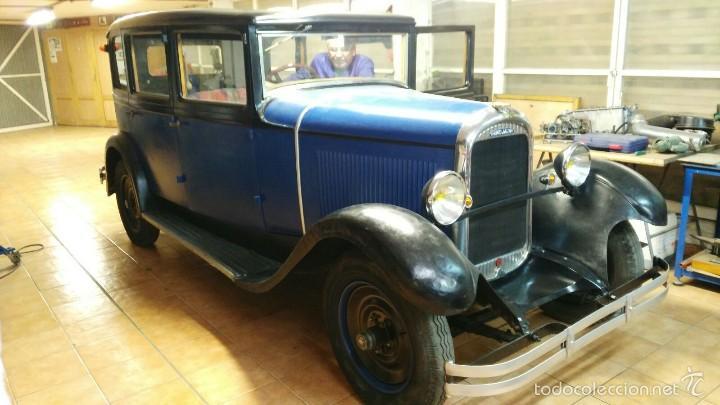 CHENARD WALCKER T11 1932 (Coches y Motocicletas - Coches Antiguos (hasta 1.939))