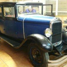 Coches: CHENARD WALCKER T11 1932. Lote 57058314