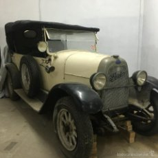Coches: FIAT 1919 TORPEDO. Lote 37421192