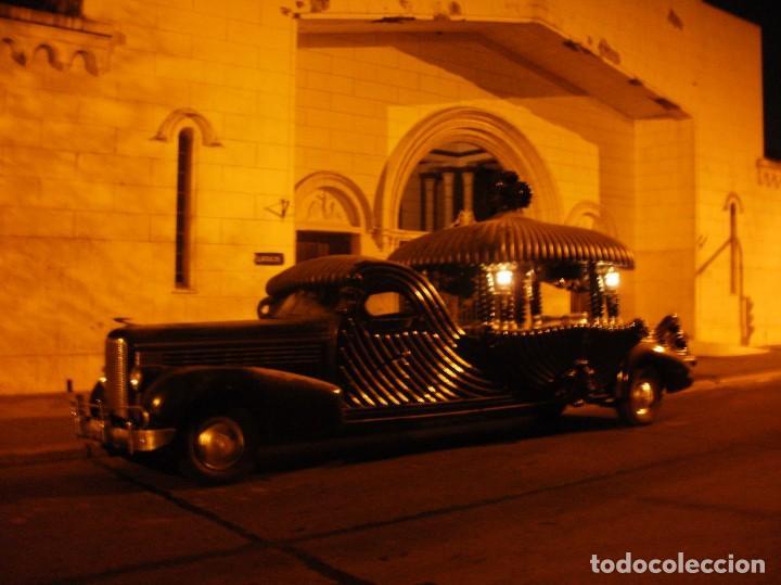 CADILLAC 1938 FUNEBRE IMPRESIONANTE!! (Coches y Motocicletas - Coches Antiguos (hasta 1.939))