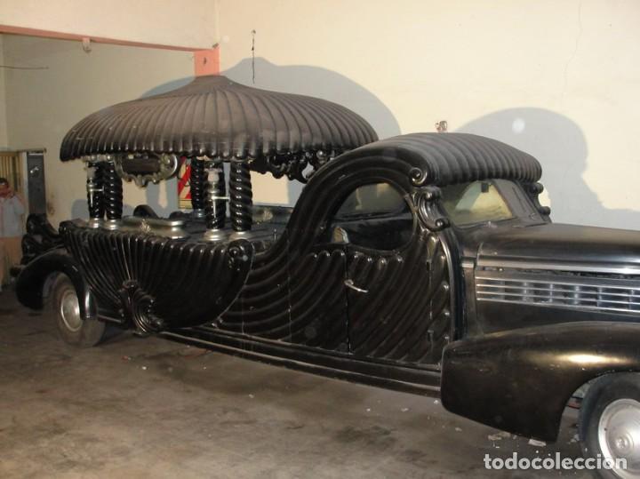 Coches: Cadillac 1938 funebre IMPRESIONANTE!! - Foto 3 - 63188836