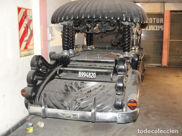 Coches: Cadillac 1938 funebre IMPRESIONANTE!! - Foto 4 - 63188836