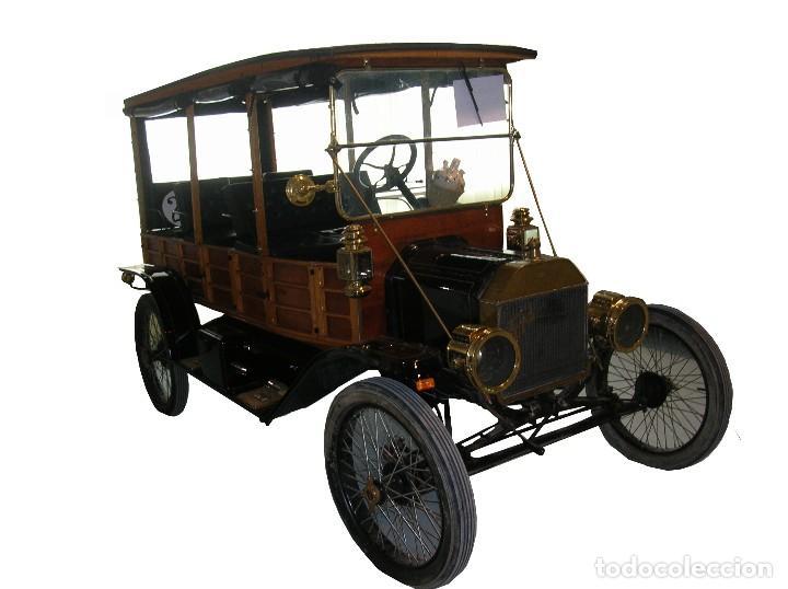 Coches: Ford T. year 1912. Old . Depot Hack . Viajera .Completo y funcionando..... Haga su Oferta !! - Foto 13 - 185775590