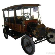 Coches: FORD T. AÑO 1912. ANTIGUO . VIAJERA. . DEPOT HACK . COMPLETO Y FUNCIONANDO. SITUADO EN ESPAÑA. Lote 68451137