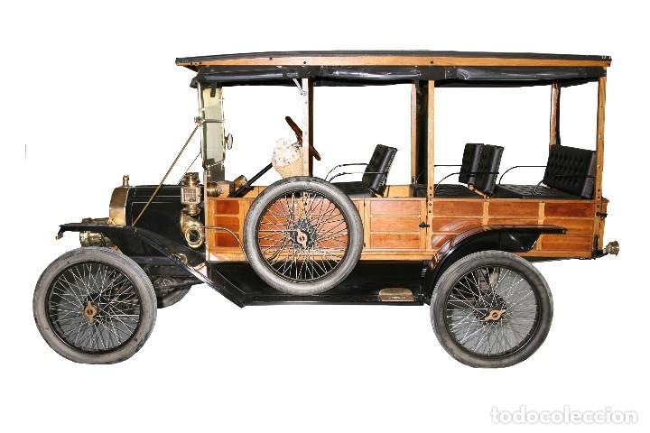 Coches: Ford T. year 1912. Old . Depot Hack . Viajera .Completo y funcionando..... Haga su Oferta !! - Foto 2 - 185775590
