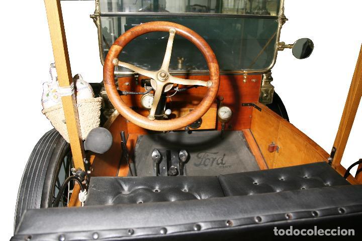Coches: Ford T. year 1912. Old . Depot Hack . Viajera .Completo y funcionando..... Haga su Oferta !! - Foto 9 - 185775590