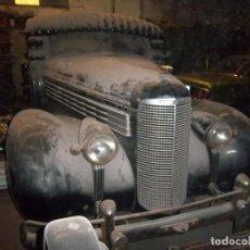 Coches: CADILLAC PORTACORONA 1938. Lote 77452681