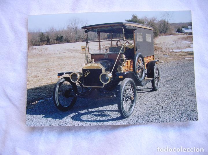 FORD T. YEAR 1912. OLD . DEPOT HACK . VIAJERA .COMPLETO Y FUNCIONANDO..... HAGA SU OFERTA !! (Coches y Motocicletas - Coches Antiguos (hasta 1.939))