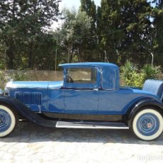 Coches: PACKARD 1930 COUPE. Lote 84787016
