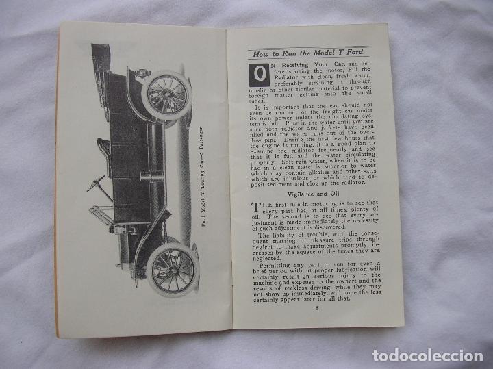 Coches: Ford T. year 1912. Old . Depot Hack . Viajera .Completo y funcionando..... Haga su Oferta !! - Foto 12 - 185775590