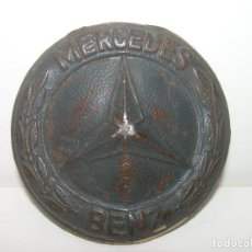 Coches: ANTIGUO EMBLEMA DE AUTOMOVIL...MERCEDES BENZ....AÑOS 20.. Lote 94557147