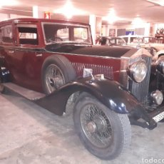Coches: ROLLS-ROYCE. Lote 100658994