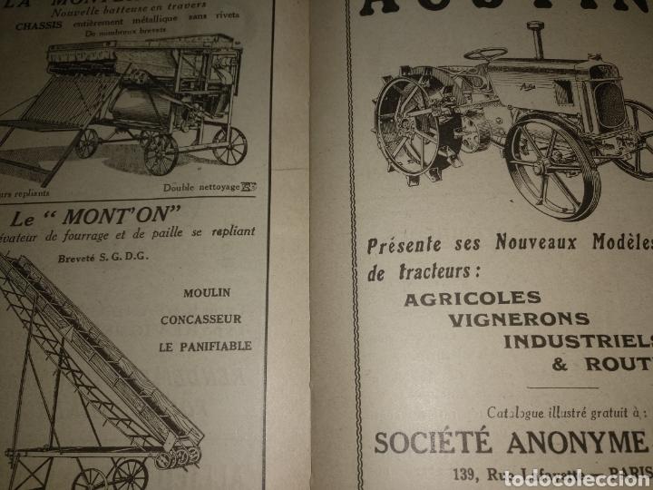 Coches: Catálogo de la 9 salon de MAQUINARIA AGRÍCOLA 1930 - Foto 7 - 104986227