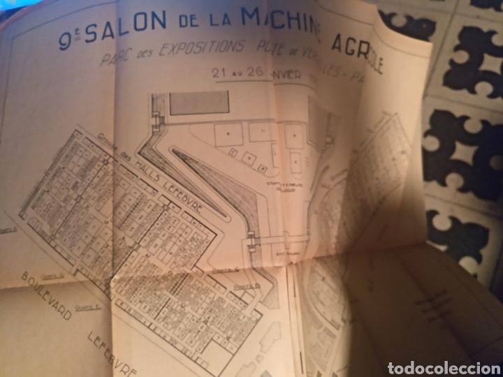 Coches: Catálogo de la 9 salon de MAQUINARIA AGRÍCOLA 1930 - Foto 8 - 104986227