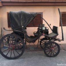 Coches: CALESA, COCHE DE CABALLOS. Lote 114224692