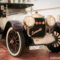 Coches: LOCOMOBILE M48 SERIE 7. VEHÍCULO HISTÓRICO DE GASOLINA. ÚNICO. ANDREW RIKE.1918. Lote 120528451