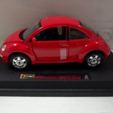 Coches: VOLKSWAGEN NEW BEETLE. Lote 120623111