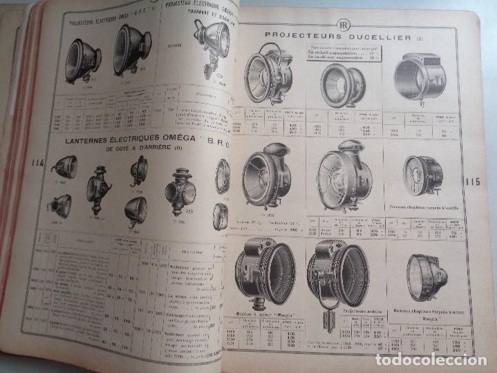 Coches: CATALOGO RAYNAUD ET BOURCERET Nº7.AUTOMOVILE AVIATION AÑO 1913-1914 - Foto 7 - 126155979
