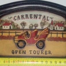 Coches: CARRENTAL OPEN TOURER. PINTADA A MANO.. Lote 128088243
