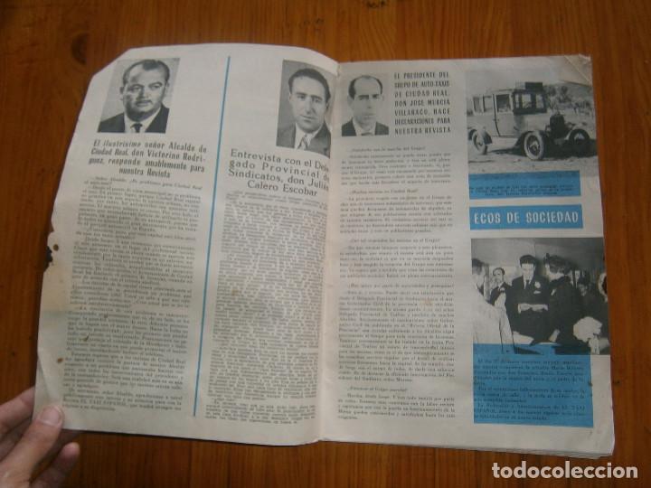 Coches: ¡¡REVISTA DEL AUTOMOVIL DE SERVICIO PUBLICO 'MUTUA,NACIONAL, DE AUTO-TAXIS Y GRAN TURISMO¡¡ - Foto 8 - 136103362