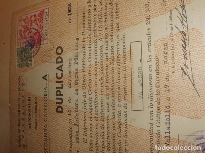 DOCUMENTACIÓN DE CHENARD-WALCKER 1928 (Coches y Motocicletas - Coches Antiguos (hasta 1.939))