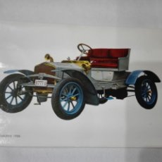 Coches: POSTAL DE COCHES. AÑO 1966. SIZAIRE NAUDIN 1906. 6672/31-A ( C.Y Z.). Lote 143002926