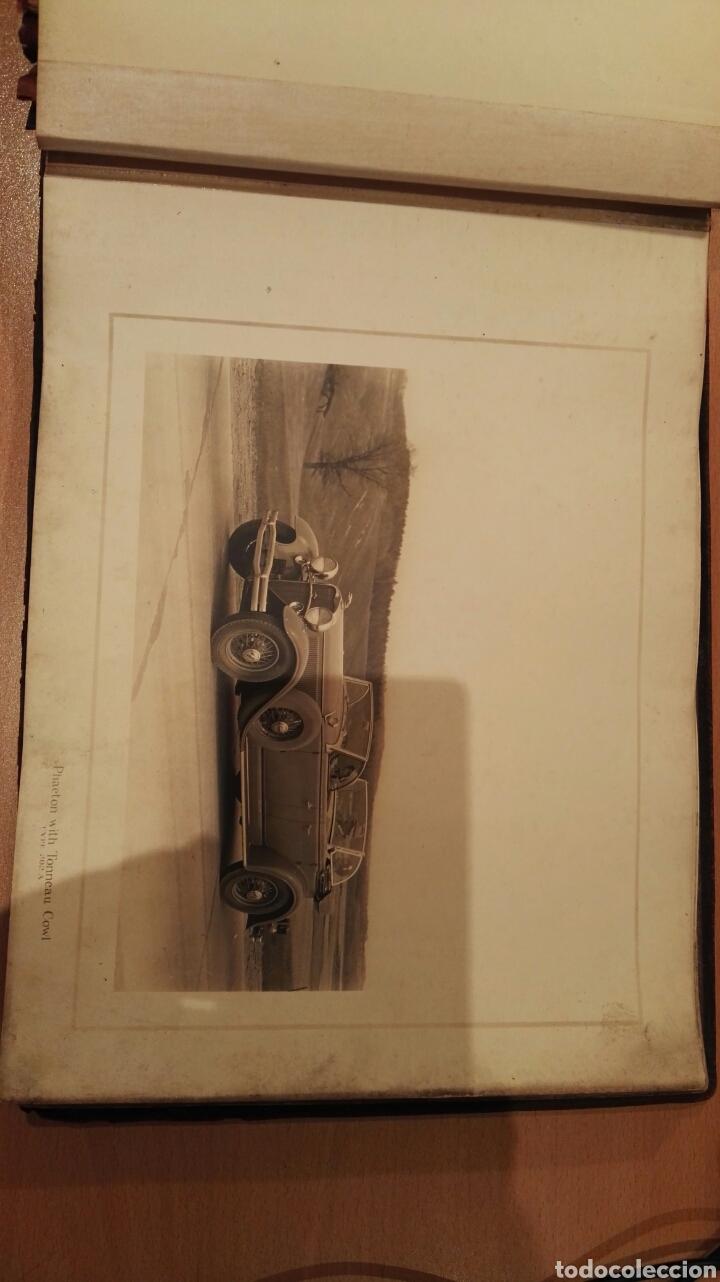 Autos: Catalogo antiguo de fotos coches Lincoln. - Foto 2 - 143817838