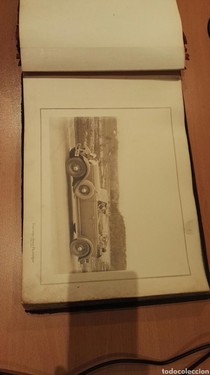 Autos: Catalogo antiguo de fotos coches Lincoln. - Foto 3 - 143817838