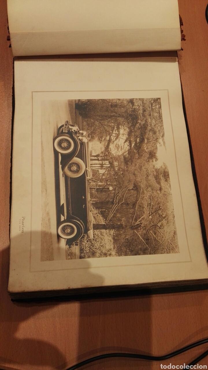 Autos: Catalogo antiguo de fotos coches Lincoln. - Foto 4 - 143817838