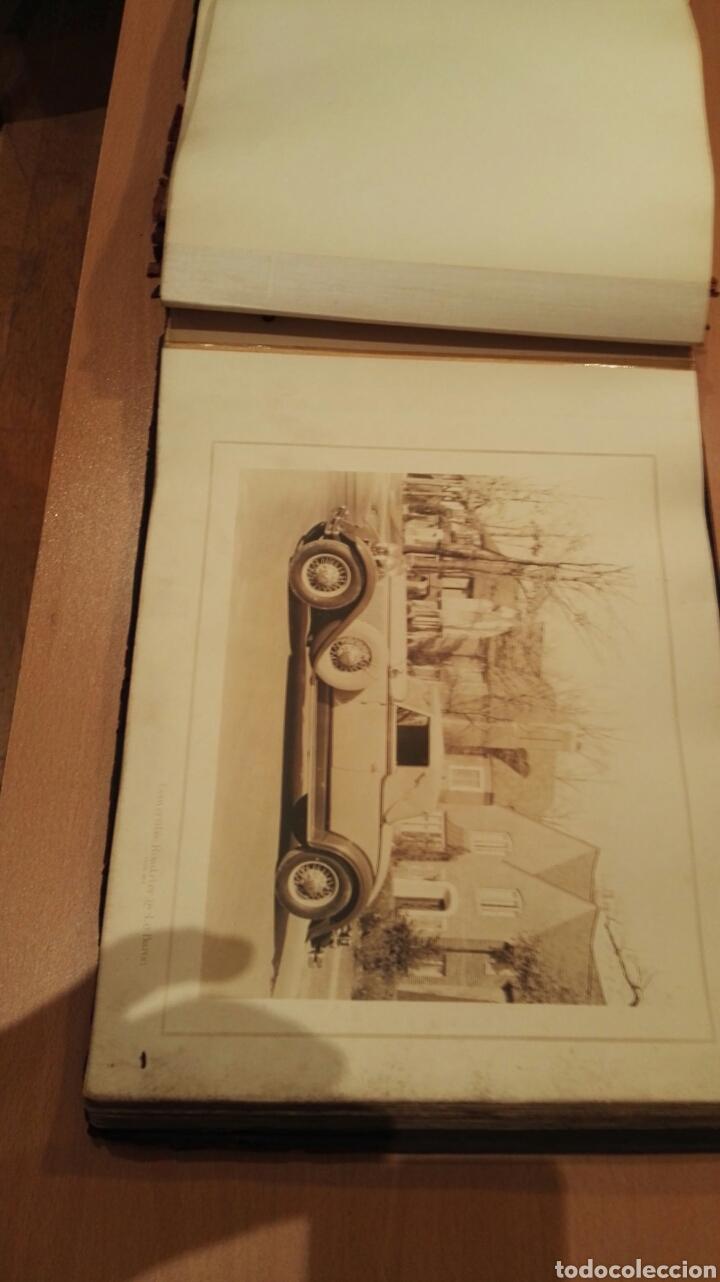 Autos: Catalogo antiguo de fotos coches Lincoln. - Foto 6 - 143817838