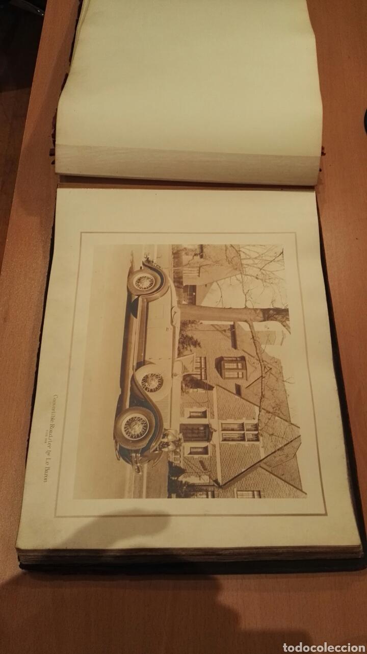 Autos: Catalogo antiguo de fotos coches Lincoln. - Foto 7 - 143817838