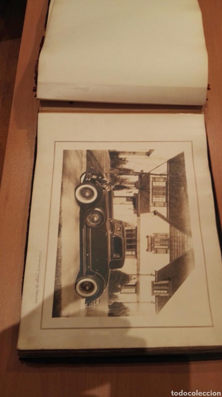 Autos: Catalogo antiguo de fotos coches Lincoln. - Foto 8 - 143817838