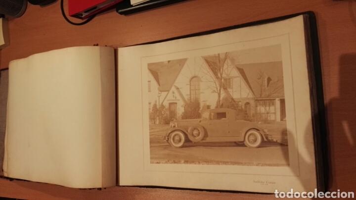 Autos: Catalogo antiguo de fotos coches Lincoln. - Foto 9 - 143817838