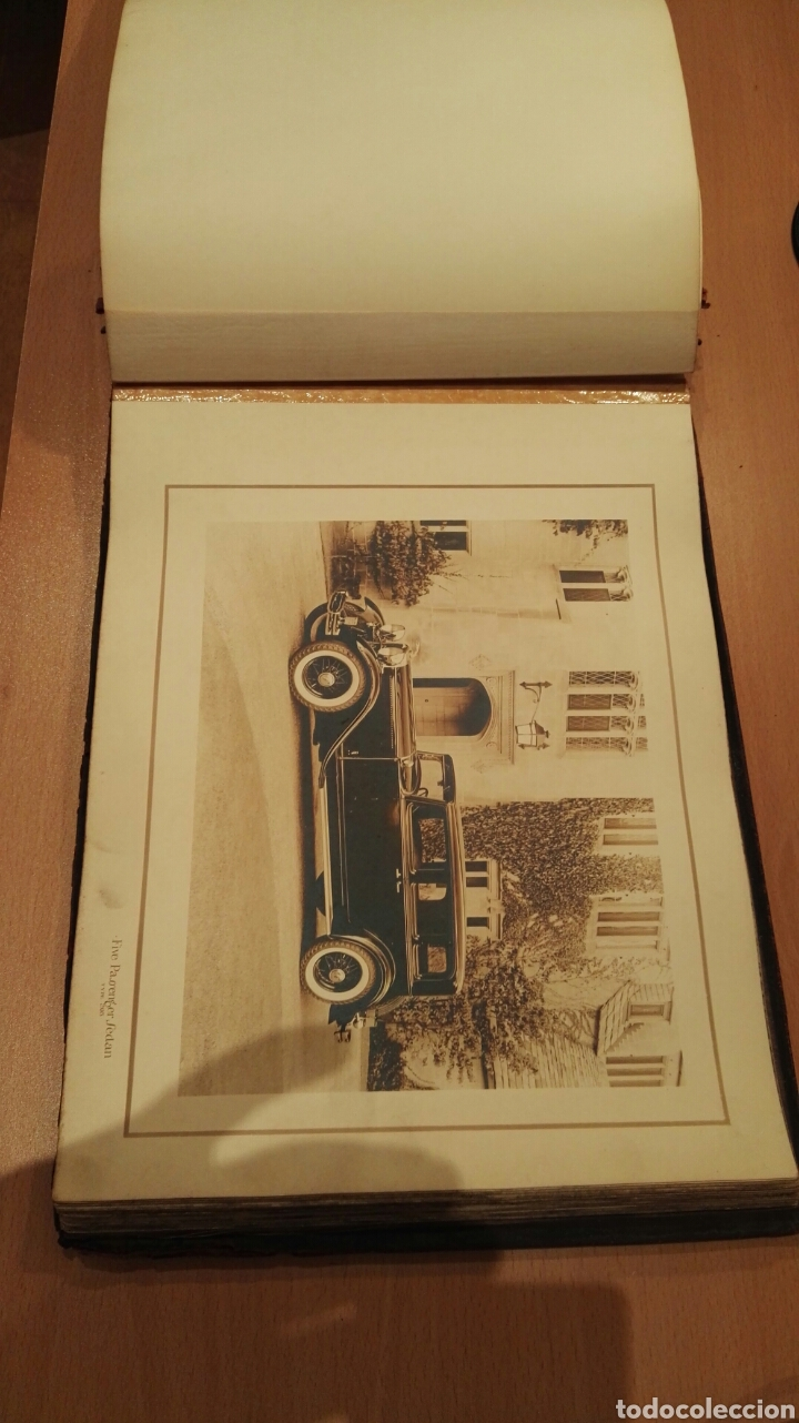 Autos: Catalogo antiguo de fotos coches Lincoln. - Foto 10 - 143817838