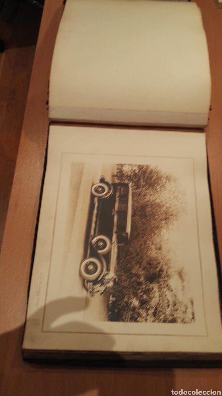 Autos: Catalogo antiguo de fotos coches Lincoln. - Foto 11 - 143817838