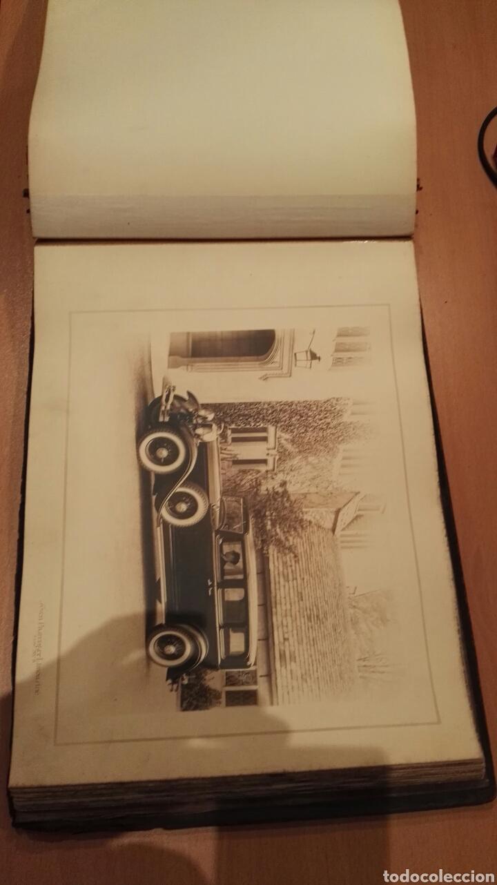 Autos: Catalogo antiguo de fotos coches Lincoln. - Foto 12 - 143817838