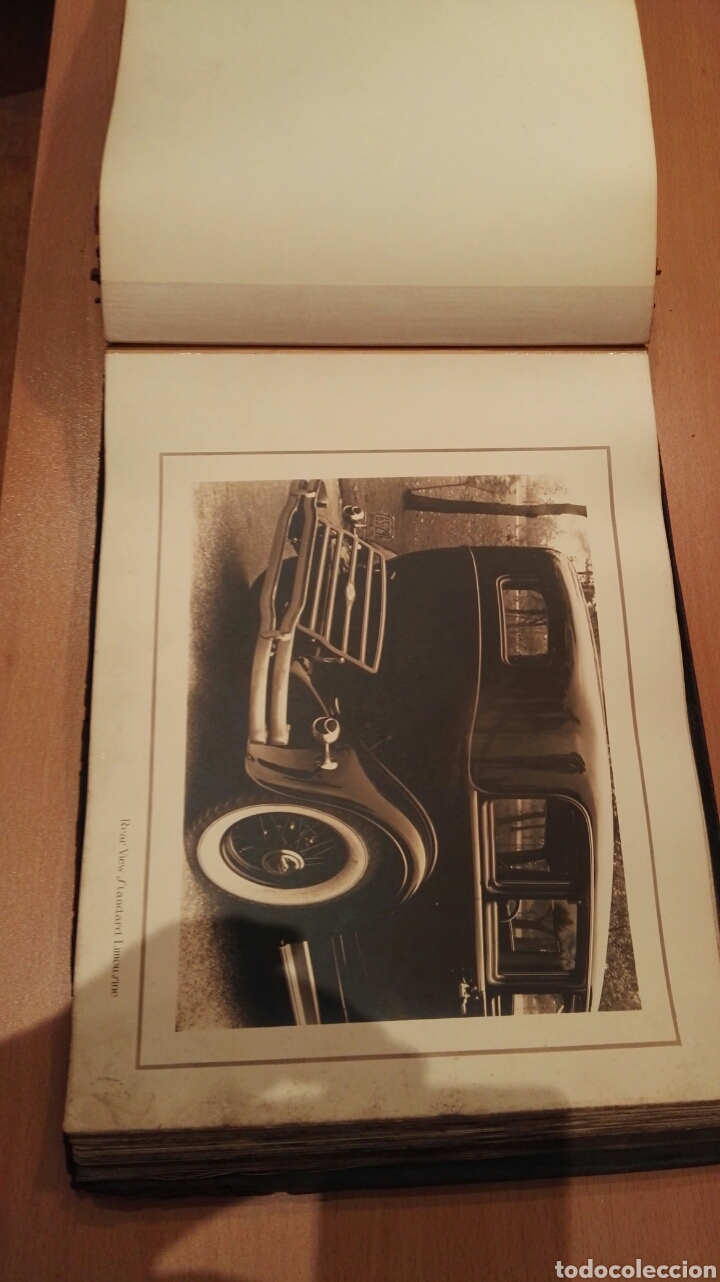 Autos: Catalogo antiguo de fotos coches Lincoln. - Foto 13 - 143817838