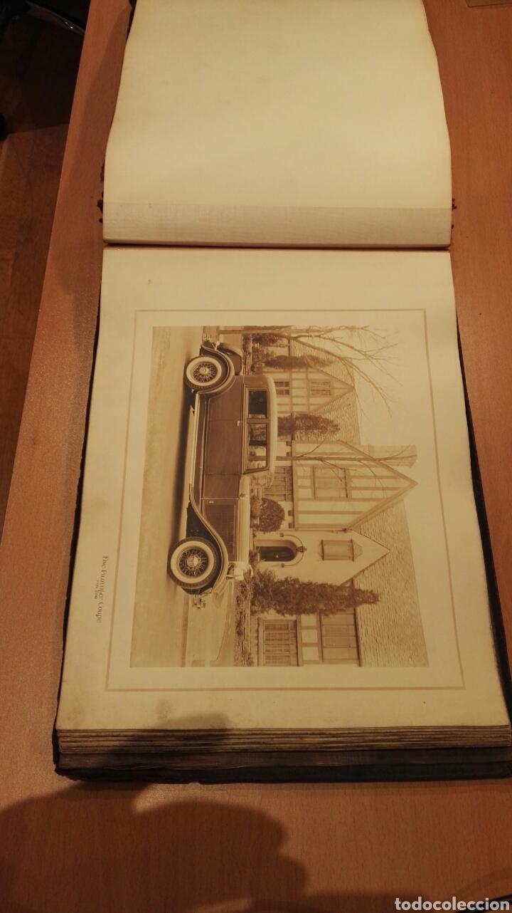 Autos: Catalogo antiguo de fotos coches Lincoln. - Foto 14 - 143817838