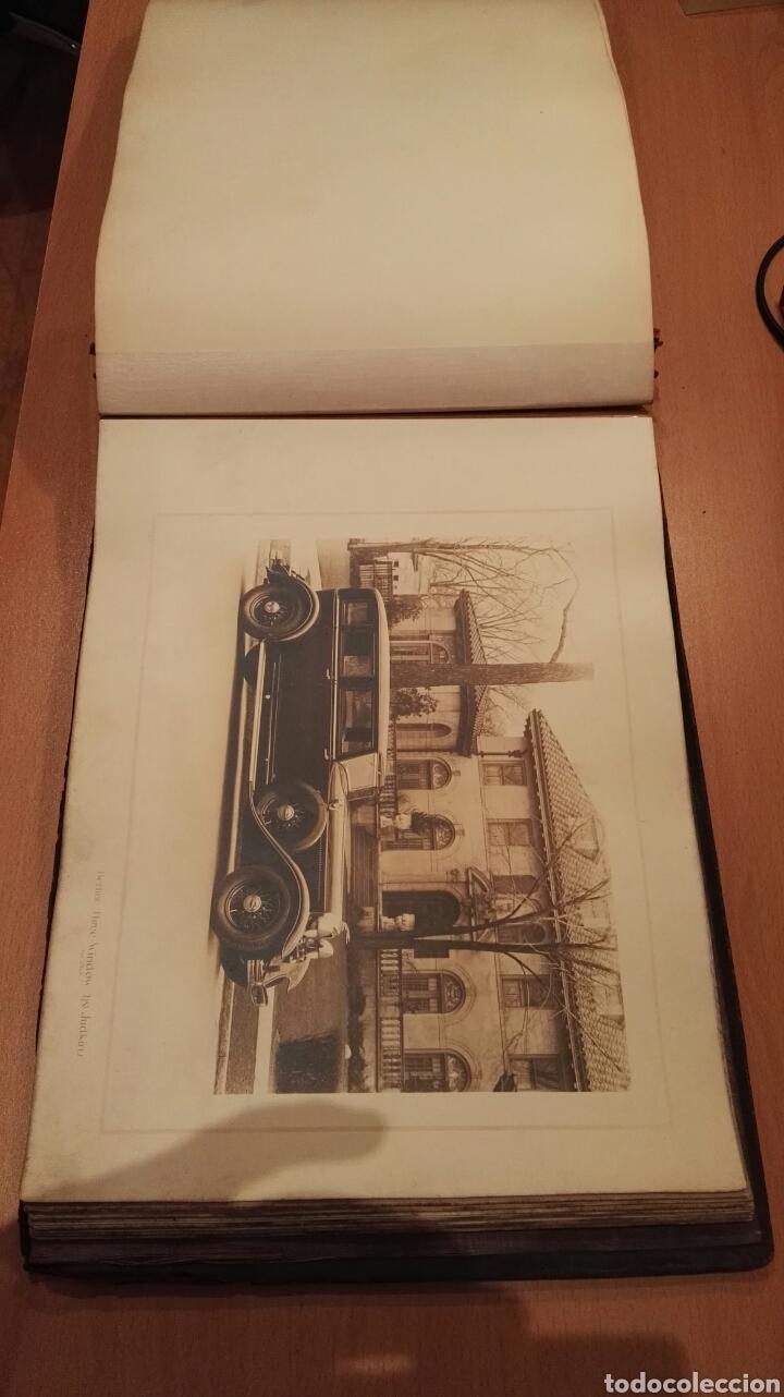 Autos: Catalogo antiguo de fotos coches Lincoln. - Foto 15 - 143817838