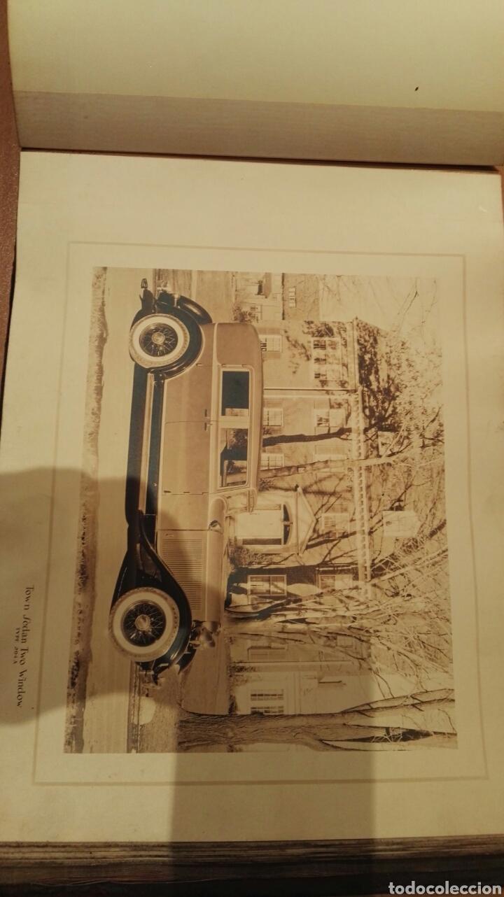 Autos: Catalogo antiguo de fotos coches Lincoln. - Foto 16 - 143817838