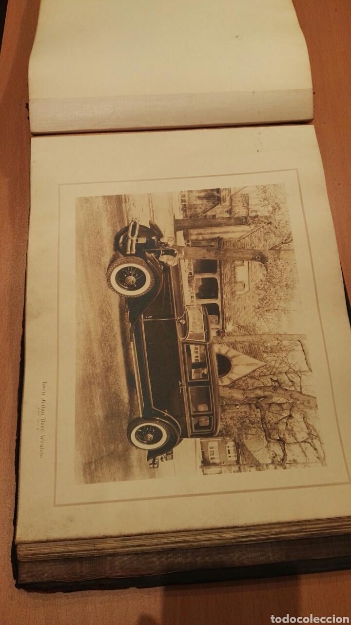 Autos: Catalogo antiguo de fotos coches Lincoln. - Foto 17 - 143817838