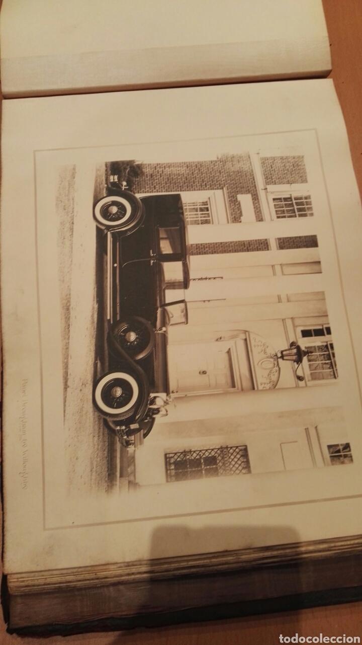 Autos: Catalogo antiguo de fotos coches Lincoln. - Foto 18 - 143817838