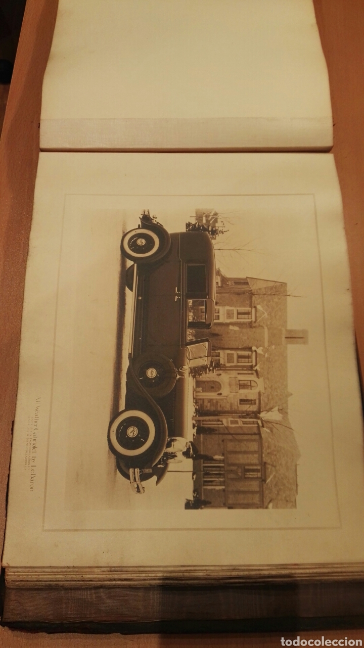 Autos: Catalogo antiguo de fotos coches Lincoln. - Foto 19 - 143817838