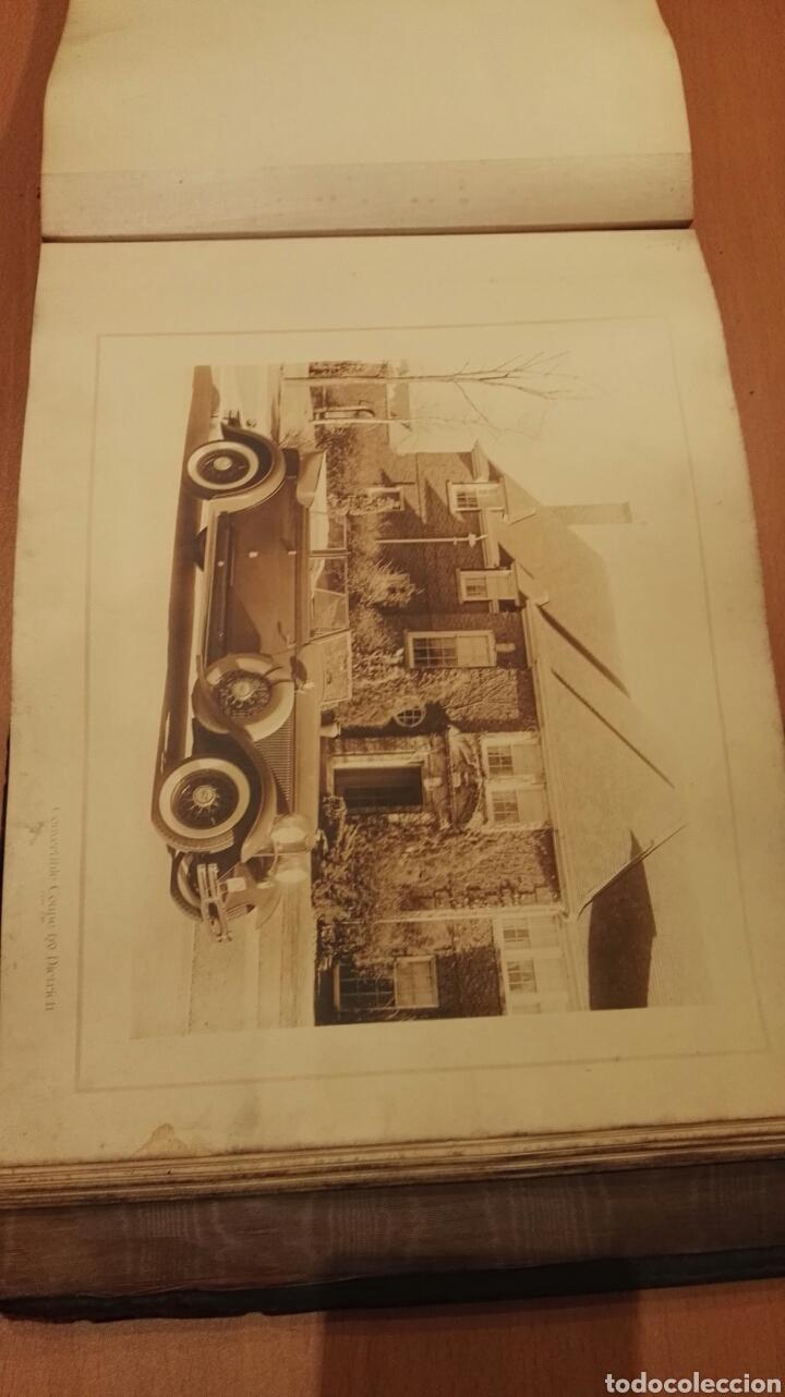 Autos: Catalogo antiguo de fotos coches Lincoln. - Foto 21 - 143817838